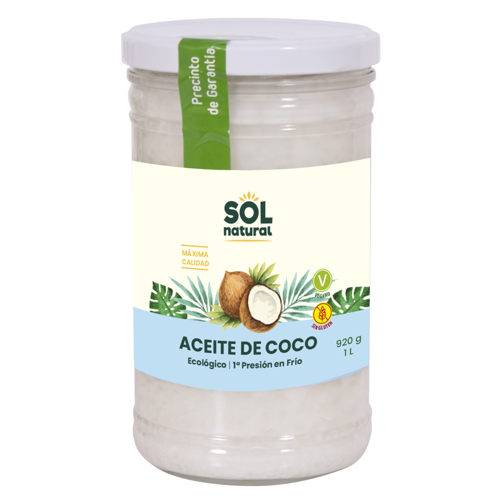 ACEITE DE COCO VIRGEN EXTRA BIO FAMILIAR