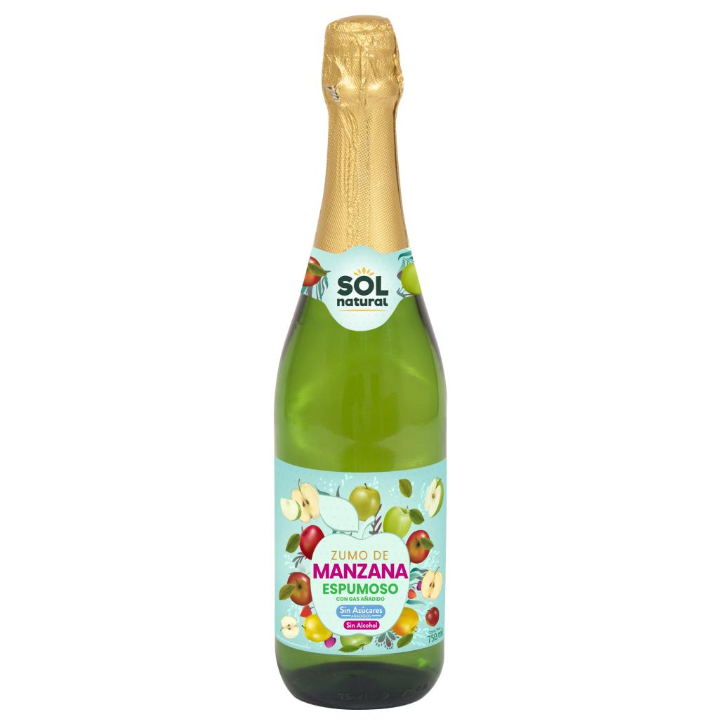 ESPUMOSO MANZANA SIN ALCOHOL