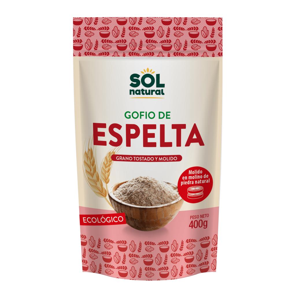 GOFIO DE ESPELTA INTEGRAL BIO