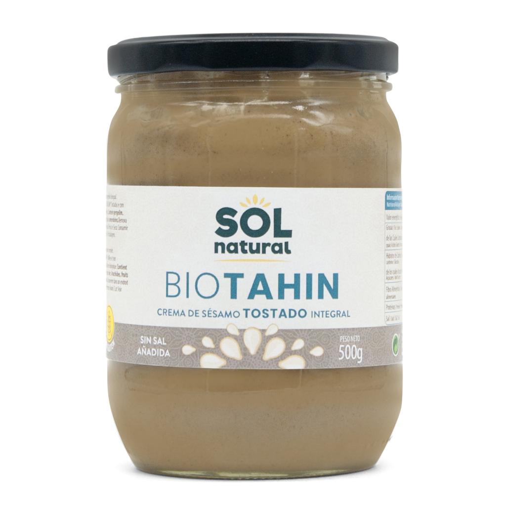 TAHÍN TOSTADO BIO GRANDE