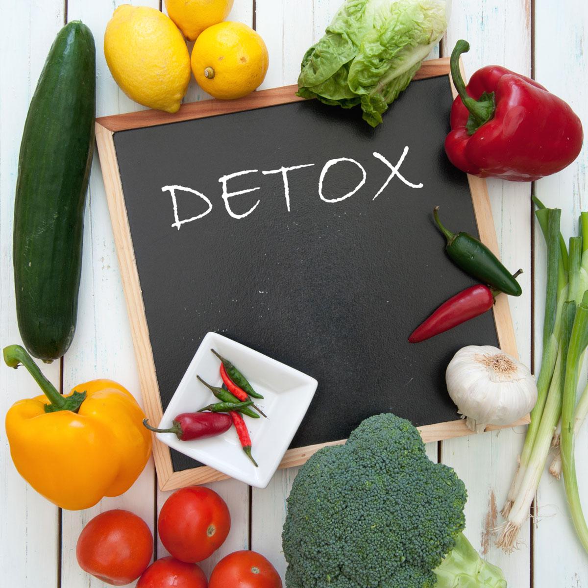 Dieta Detox, ¿cómo y para qué?