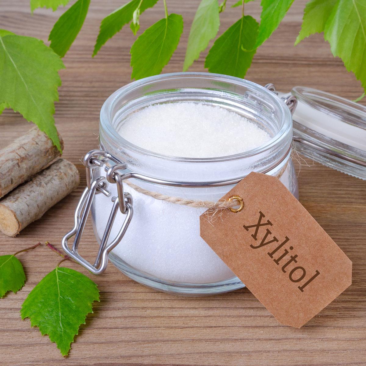 Xilitol o azúcar de abedul: todo lo que debes saber sobre este endulzante natural