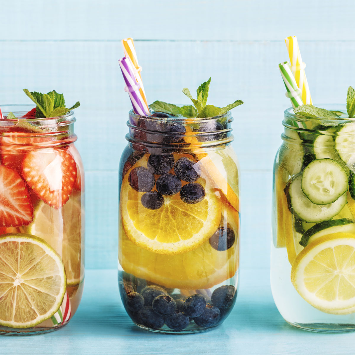 Hidratarse en verano de la mejor manera