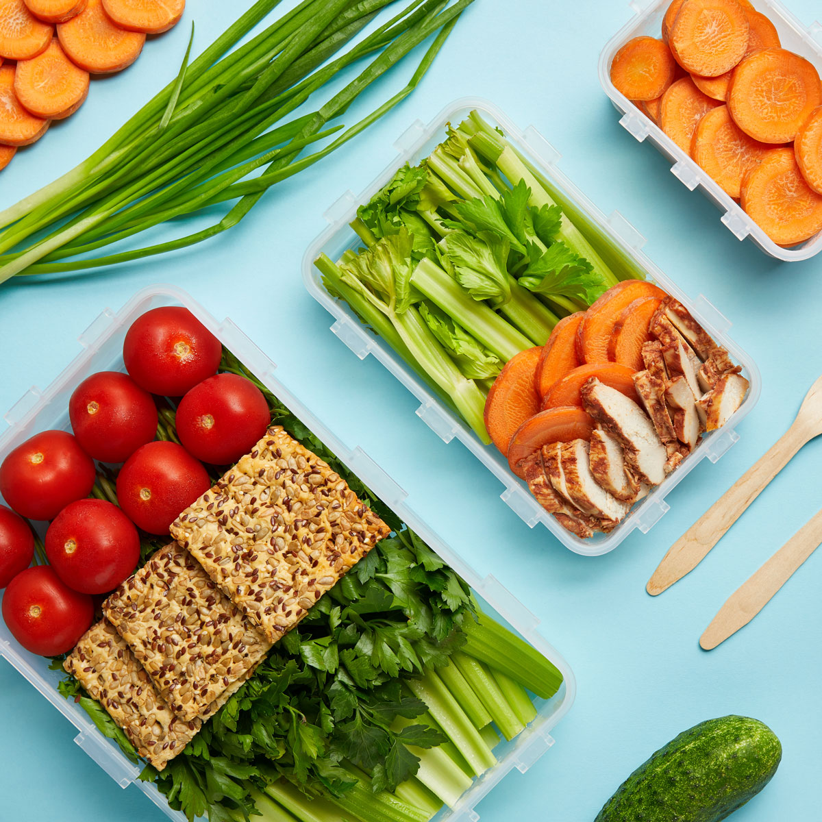 Batch Cooking: una herramienta para comer sano, aunque tengas poco tiempo