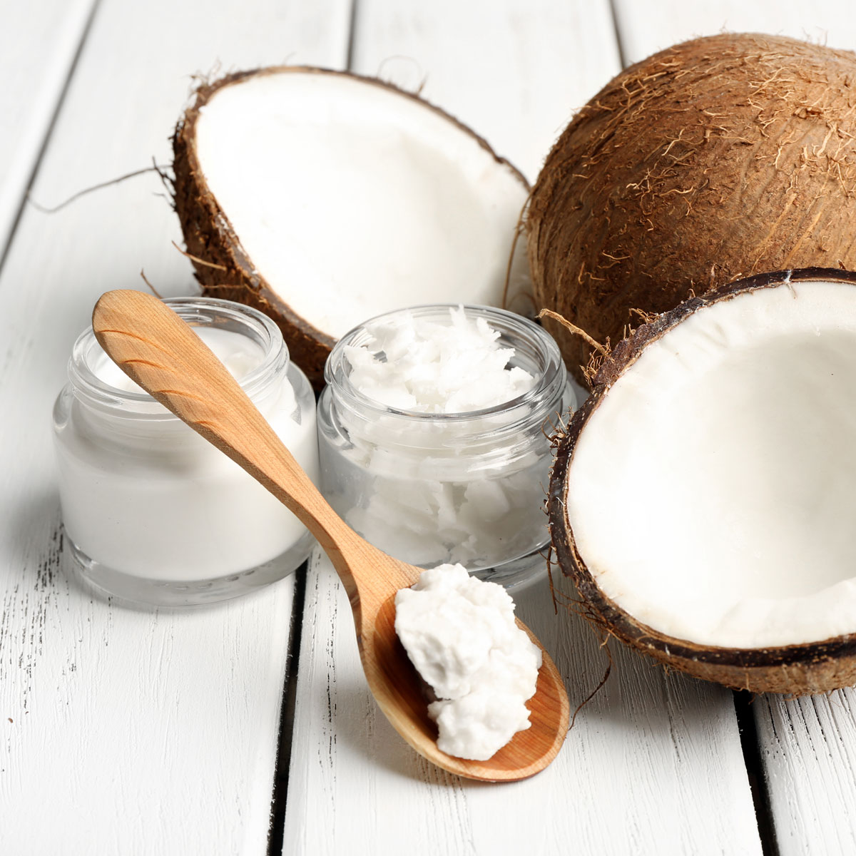 Aceite de coco para perder peso