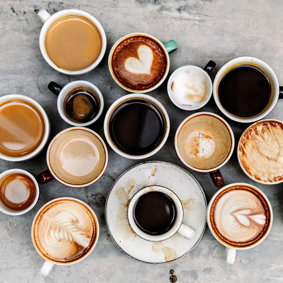 ¿A qué hora conviene tomar el café?