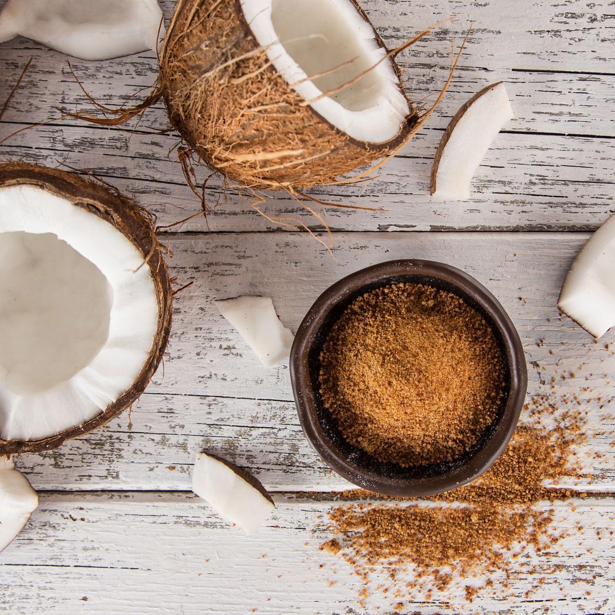 Azúcar de coco ¡Disfruta de un endulzante natural sin altibajos!