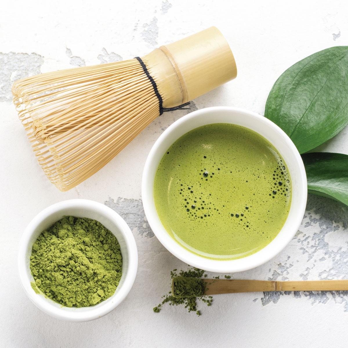 Té matcha, un superalimento rico, nutritivo y medicinal