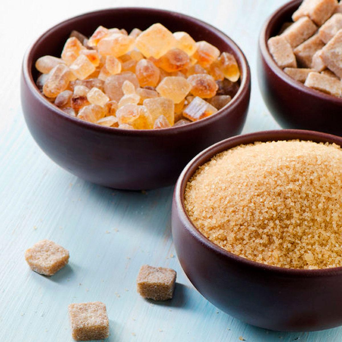 Alternativas al azúcar blanco: endulzantes naturales