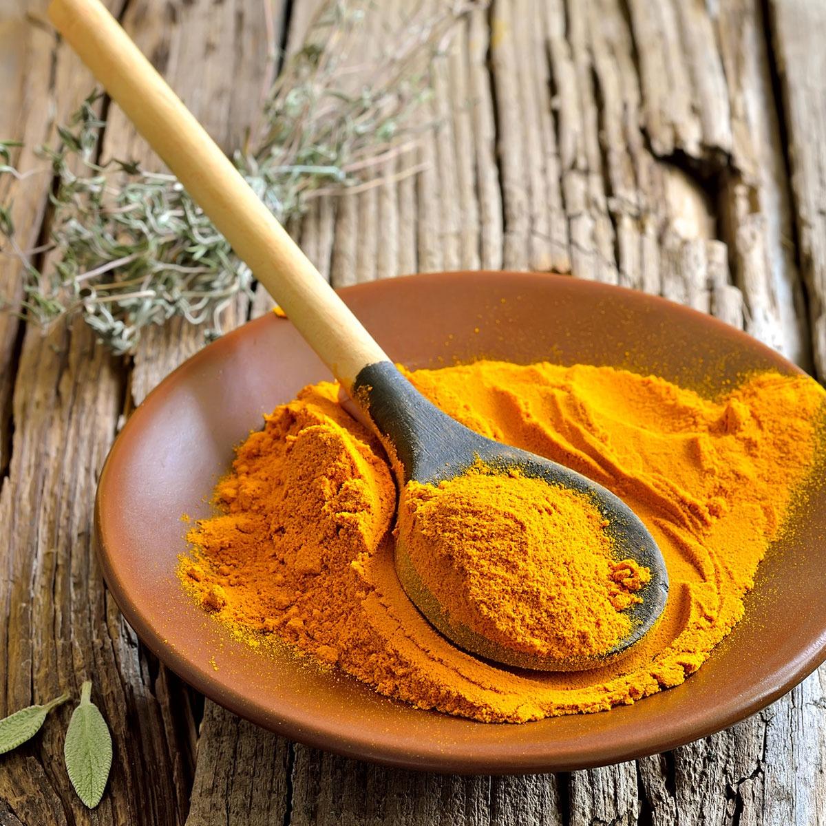 Curry: sabor en tus platos ¡y beneficios para tu salud!