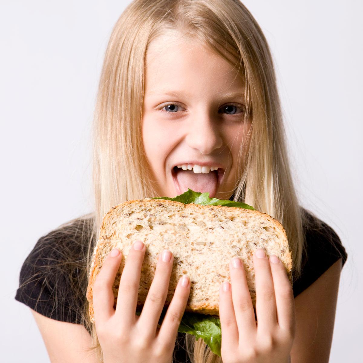 Desayunos y meriendas saludables para niños vegetarianos
