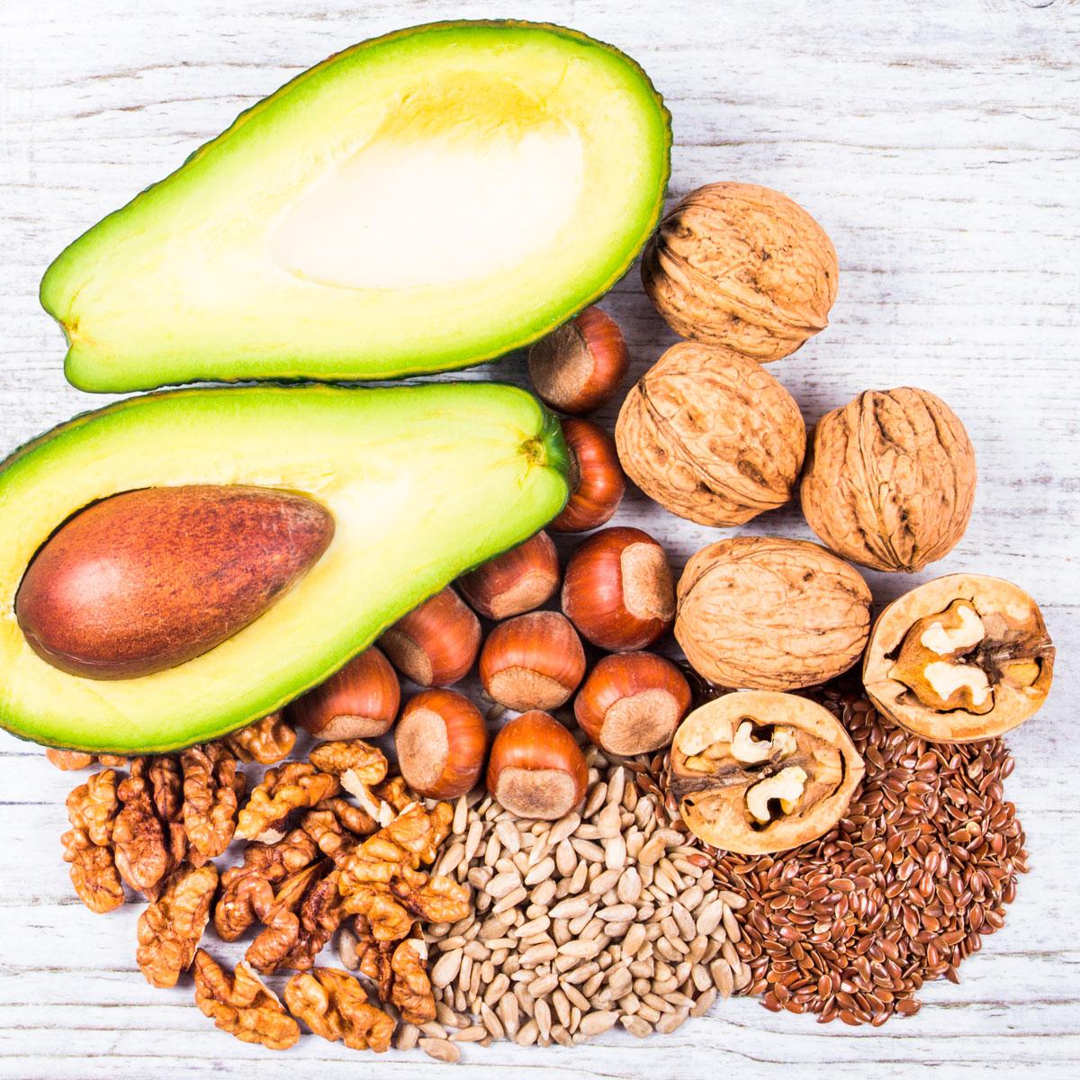Grasas saludables (omega 3-6-7 y 9). Qué son, beneficios y en qué alimentos encontrarlas